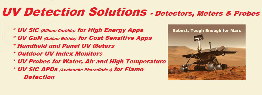 UV Detection Solutions 1908